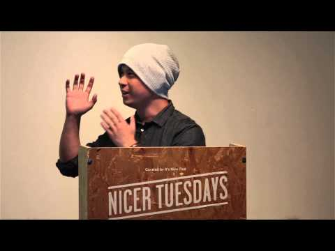 Nicer Tuesdays (Storytelling) : Ken Wong