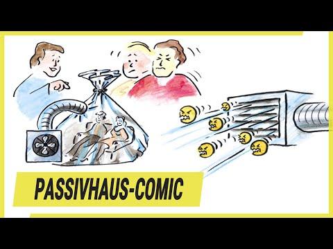 bio solar haus der passivhaus comic youtube. Black Bedroom Furniture Sets. Home Design Ideas