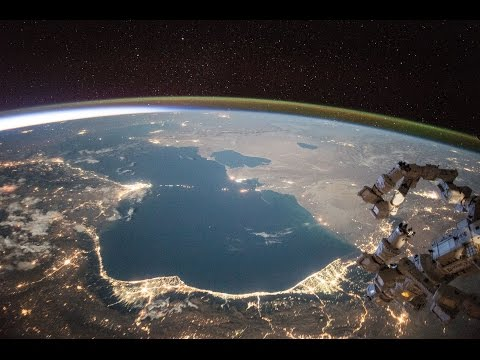 Caspian Sea documentary
