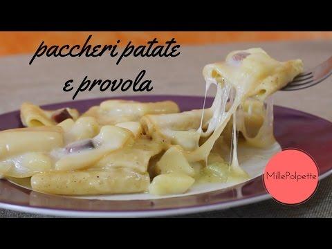 Paccheri Patate E Provola