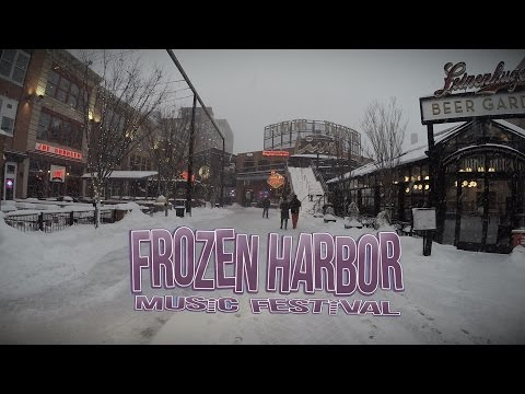 Frozen Harbor Music Festival 2015