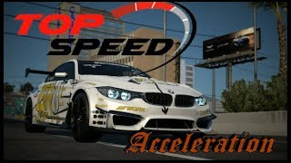 Need for Speed Payback BMW M4 TOP SPEED LV 399 Full Carbon Part