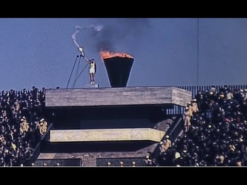 ✘ Tokyo 1964 (Olympic Opening Ceremony) Amateur Footage