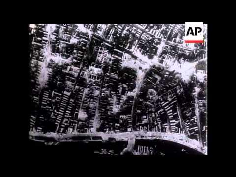 GIGANTIC 1,000 BOMBER RAID -