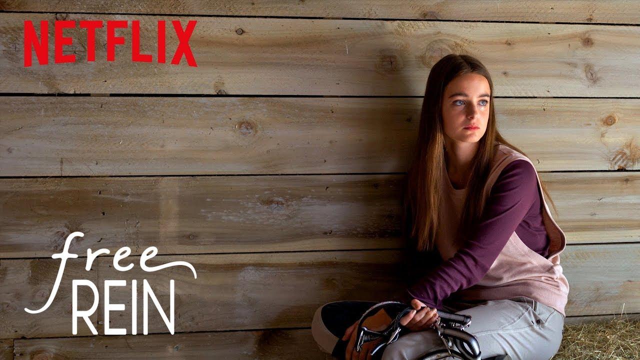 Free Rein: Season 1 | How do you solve a problem like Mia | Netflix