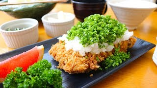 One of the best places in Metro Manila to eat authentic tonkatsu is...