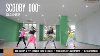 ZUMBA// Scooby Doo( Electro- Latin) Zin 68- by ZumbaNfit