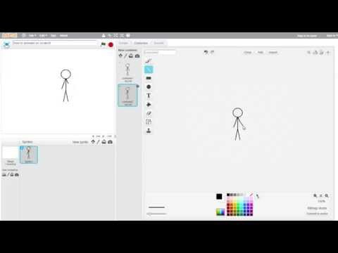 scratch: how to animate