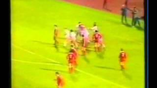 SV Hamburg - Dinamo Bucuresti 3-2 (2 noiembrie 1983 CCE - turul II)
