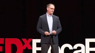 Turn of the tide: Seeing dolphins differently | John Racanelli | TEDxBocaRaton