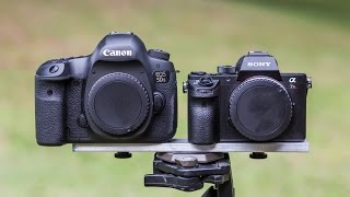 Canon 5Ds vs Sony a7RII - The Definition of Awesomeness
