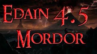 Edain Mod 4.5 Mordor Volksvorstellung ( Schlacht um Mittelerde 2 Aufstieg des Hexenkönigs)