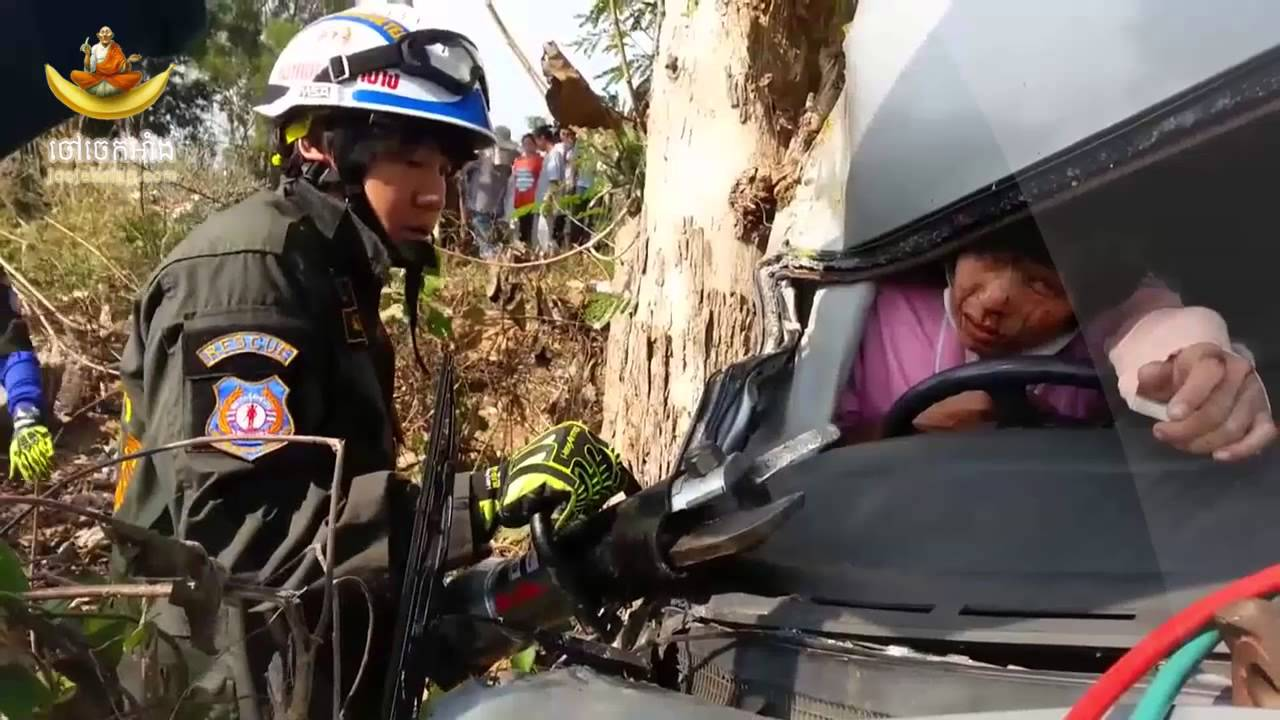 A Very Bad Accident In Thailand 04 02 2015
