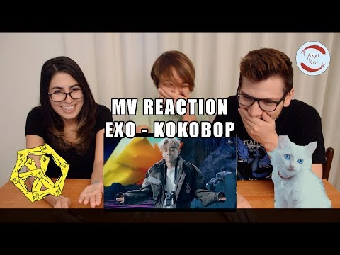 Thumbnail: NON/K-pop fan reacts to EXO - Power | by AkaiKoi