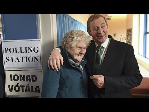 Voting underway in Irish election
