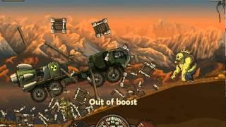 Earn To Die 2012 Part 2 Gameplay Walkthrough Forgotten Hills Part 1