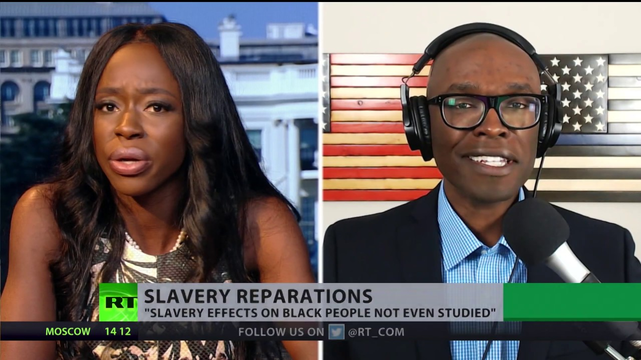 Should African-Americans be paid reparation for suffering of their slave ancestors? (DEBATE)