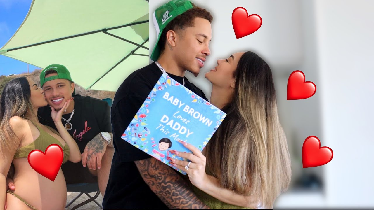 SURPRISING MY FIANCÈ FOR HIS FIRST FATHERS DAY! ** Emotional! **