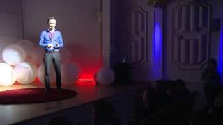 Эко-эгоизм - это прекрасно | Роман Саблин | TEDxSadovoeRing