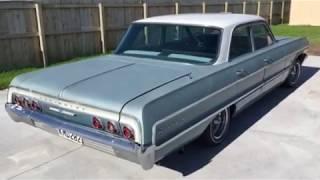 1964 Chevy Impala 4 Door Sedan
