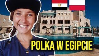 Polka w Egipcie - jak żyje ? Wjazd na chate