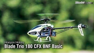 Horizon Hobby Blade Trio 180 CFX BNF Basic - Model Aviation