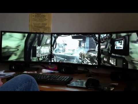 Battlefield 4 (nVidia Surround 5760x1080 and 1920x1080p) | Doovi