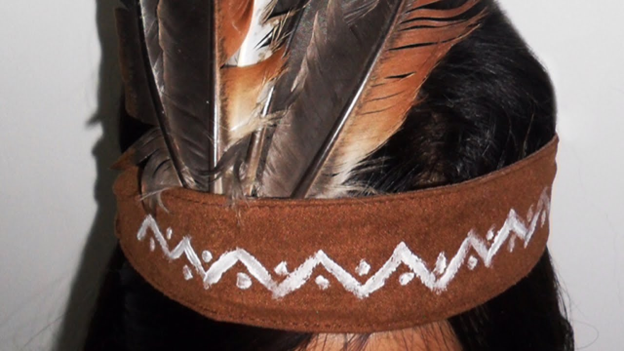 How to create a simple indian feather headdress diy style tutorial how to create a simple indian feather headdress diy style tutorial guidecentral youtube solutioingenieria Choice Image