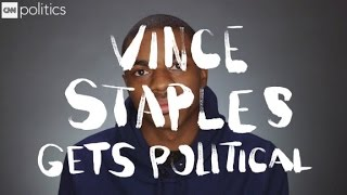 Vince Staples on finishing school and drug glorification