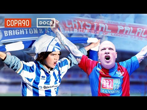 Is This The Most Bizarre Rivalry? | Brighton vs Crystal Palace