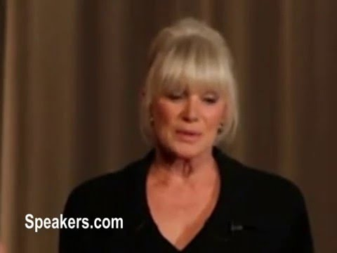 Keynote Speaker: Linda Evans • Presented By • Speakers.com • On Her Acting Career