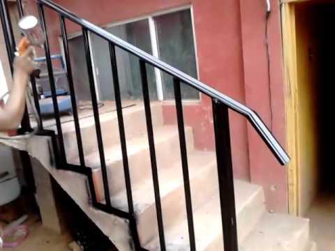 Pintando la escalera   youtube