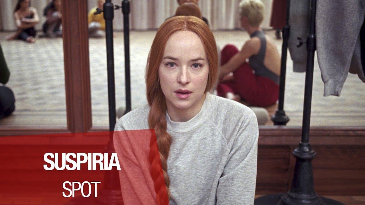 SUSPIRIA - La danse ne sera plus jamais magnifique et joyeuse