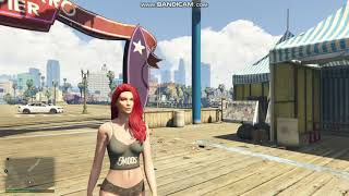 Video Sims 4 Lana in skimpy GTA5 Mods outfit in GTA V download MP3, 3GP, MP4, WEBM, AVI, FLV Oktober 2018