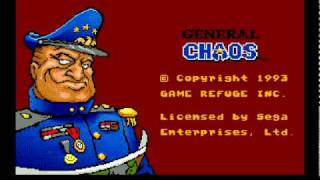 "General Chaos Theme: SPS Mix ""Checkpoint Chaos"""