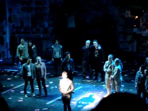 American Idiot FINAL WHATSERNAME ON BROADWAY