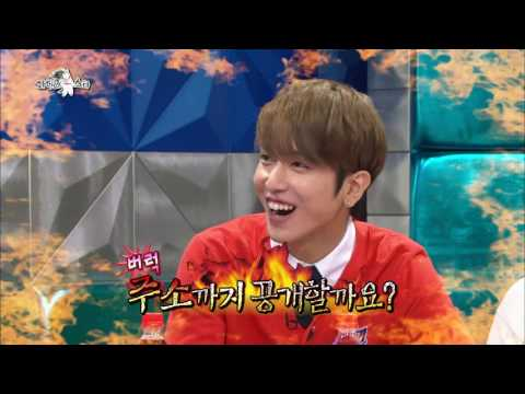 【TVPP】Yonghwa(CNBLUE) - To study English with Busan accent, 용화(씨엔블루) - 부산 사투리로 영어 공부@Radio Star