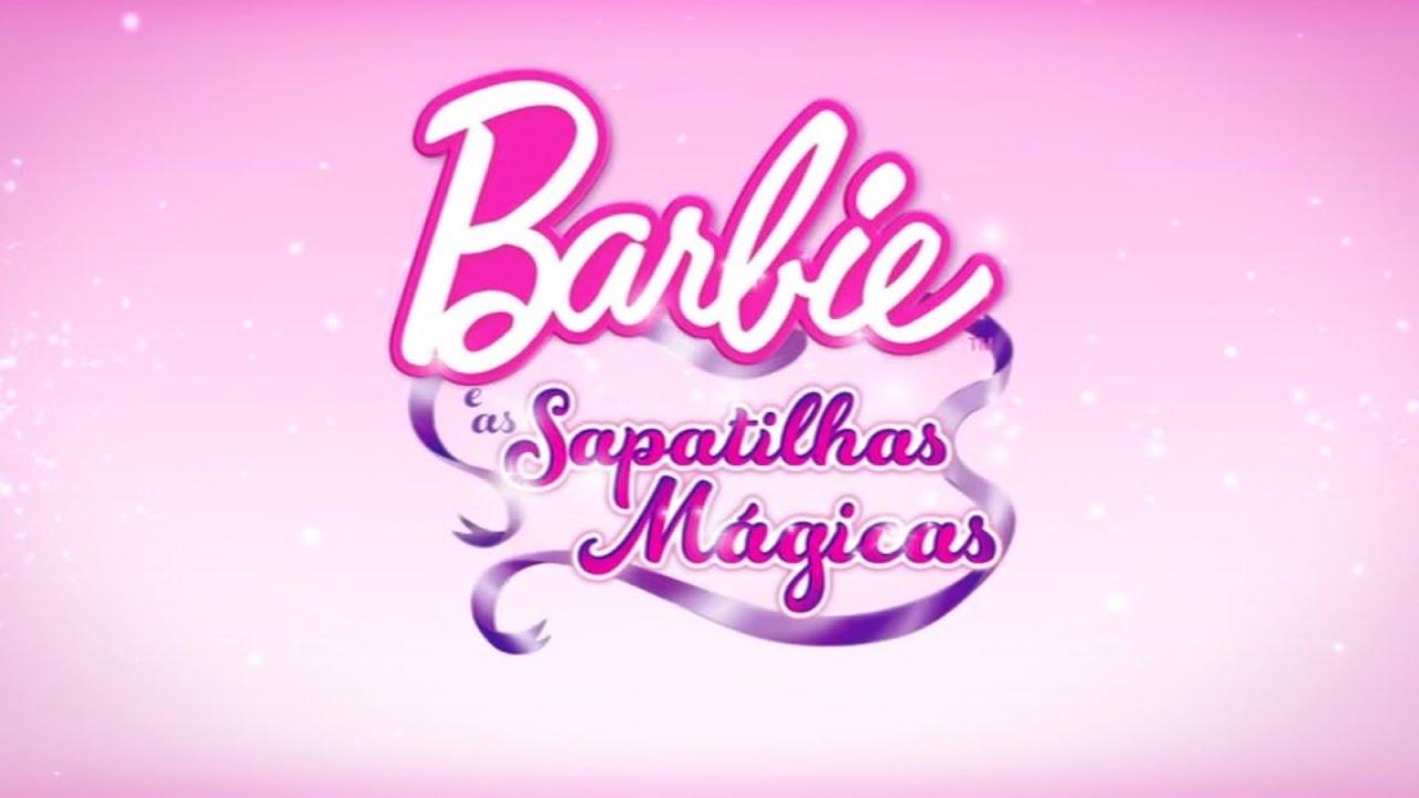 Barbie E As Sapatilhas Magicas 2013 Animação Trailer Dublado