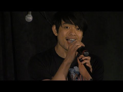 Osric Chau singing Other Side Chicon 2017 SNS