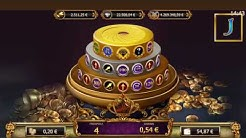 #TAG1 - Empire Fortune - 20 Einsatz - Online Casino