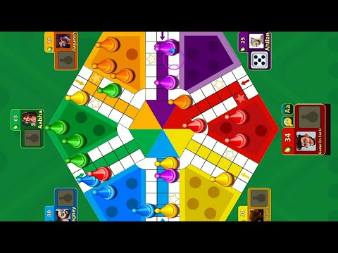 Ludo game in 4 players | Ludo King 4 players | Ludo download gameplay #15 from YouTube · Duration:  10 minutes 5 seconds