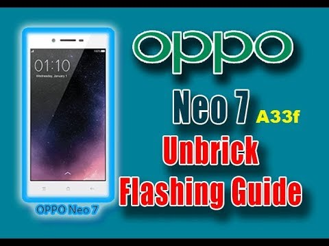 cara download firmware oppo neo 7