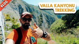 Valla Kanyonu Trekking Gezisi