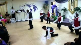 True Worship Mime Ministry----We Fall Down