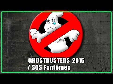 [ Ghostbusters 3 2016 ] [ SOS fantômes 3 2016 ] trailer bande-annonce critique [Ben et Sav] streaming vf