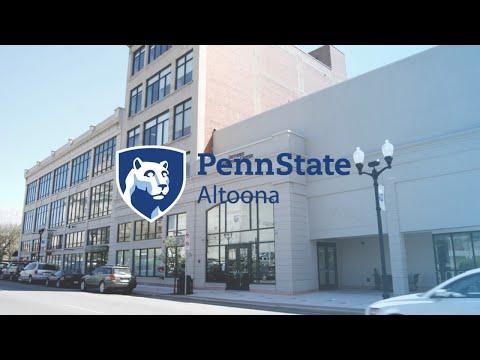 Penn State Altoona Business 2020-2021