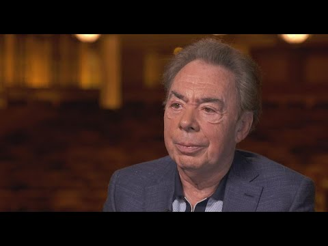Andrew Lloyd Webber is 70 and has more energy than ever before