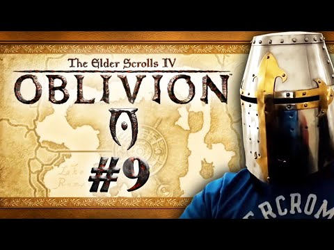 Vidéo d'Alderiate : [FR] ALDERIATE - THE ELDER SCROLLS IV OBLIVION - EPISODE 9