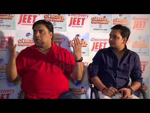 Ram Kapoor Playing Bachelor In Discovery Jeet Show Comedy High School