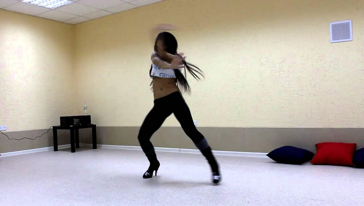 Стриптиз танцы навчання
